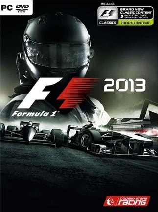 F1 2013 Steam Key GLOBAL - box