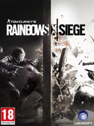 Tom Clancy's Rainbow Six Siege - Standard Edition - Standard Edition (PC) - Uplay Key - GLOBAL