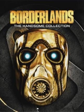 Borderlands: The Handsome Collection Steam Key GLOBAL