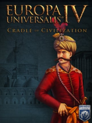 Expansion - Europa Universalis IV: Cradle of Civilization DLC (PC) - Steam Key - GLOBAL