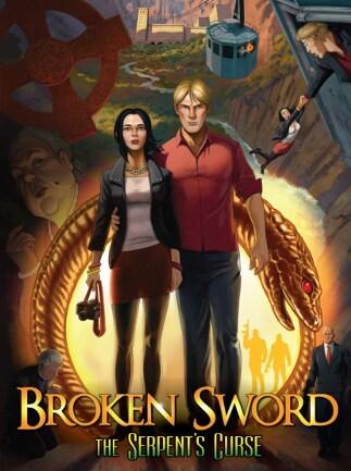 Broken Sword 5 - The Serpent's Curse Steam Key GLOBAL - box