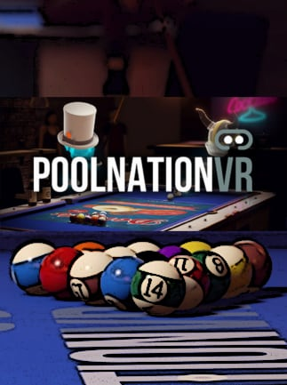 Pool Nation VR Steam Key GLOBAL - box