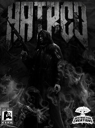 Hatred (PC) - Steam Key - GLOBAL