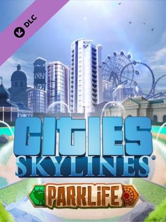 Cities: Skylines - Parklife Steam Key RU/CIS