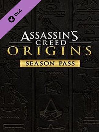 Assassin's Creed Origins - Season Pass Key Uplay GLOBAL - box