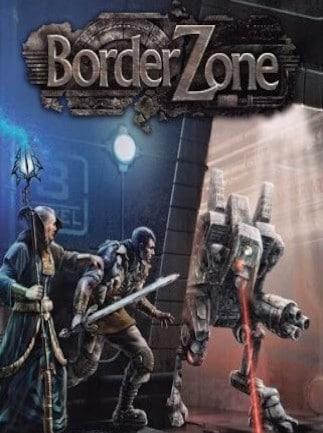 BorderZone Steam Key GLOBAL