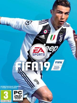 FIFA 19 Origin Key GLOBAL - box