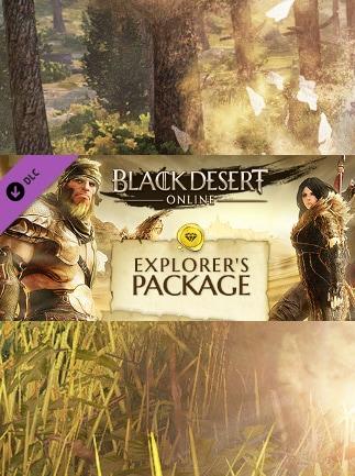 bdo explorers package