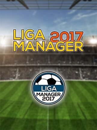 Liga Manager 2017 Key GLOBAL - box