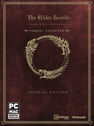 The Elder Scrolls Online: Tamriel Unlimited Imperial Edition The Elder Scrolls Online Key GLOBAL - box