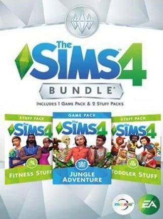 The Sims 4 Bundle Pack 6 (PC) - Buy Origin Expansion DLC Key