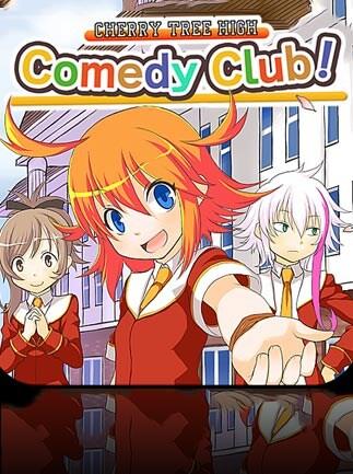 Cherry Tree High Comedy Club Steam Key GLOBAL - gameplay - 2