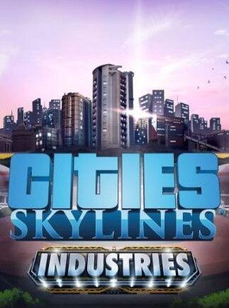 Cities: Skylines - Industries Plus Steam Key RU/CIS