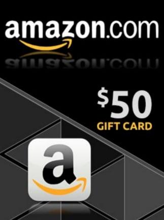 Amazon Gift Card 50 USD Amazon NORTH AMERICA - screenshot - 1