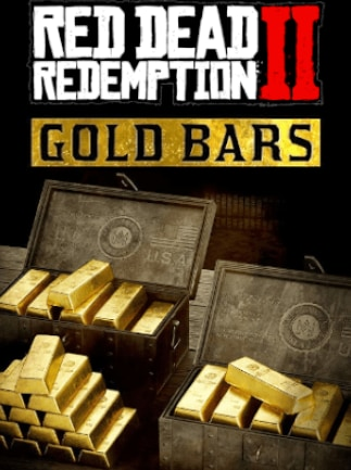 RED DEAD REDEMPTION 2 Online 55 Gold Bars Xbox One XBOX LIVE Key GLOBAL