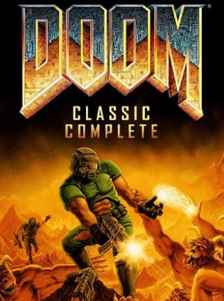 Doom Classic Complete Steam Key GLOBAL - caja