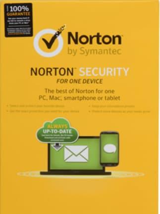 Norton Security 1 Device GLOBAL Key Symantec 1 Year - screenshot - 2
