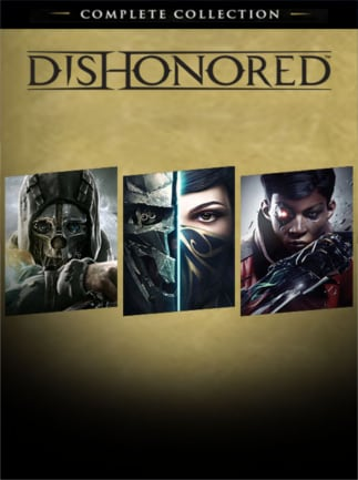 Dishonored: Complete Collection Steam Key GLOBAL