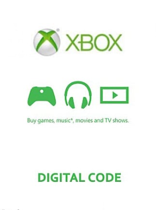 XBOX Live Gift Card RUSSIA 250 RUB XBOX LIVE Key - box