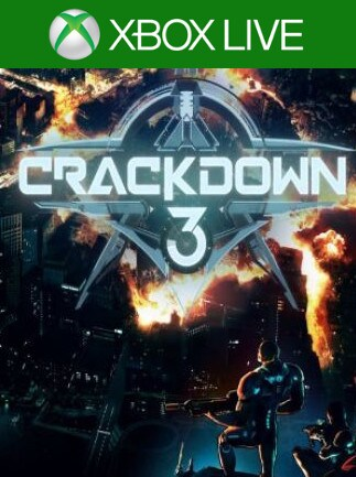 Crackdown 3 (Xbox One / Windows 10 PC) - Xbox Live Game Key