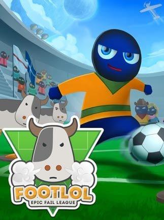 FootLOL: Epic Fail League Steam Key GLOBAL