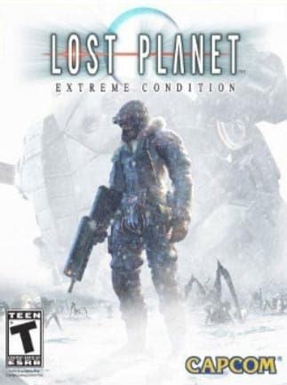 Lost Planet: Extreme Condition Steam Key GLOBAL - gameplay - 2