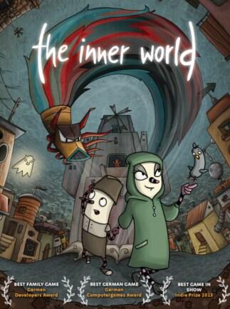 The Inner World Steam Key GLOBAL - box