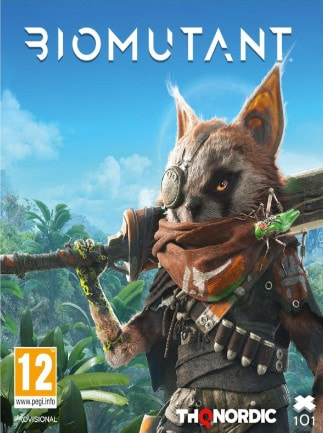 Biomutant - Steam - Key RU/CIS