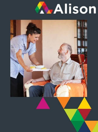 Health and Safety for Caregiving Alison Course GLOBAL - Digital Certificate - box
