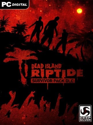 Dead Island: Riptide - Survivor Pack Steam Key RU/CIS
