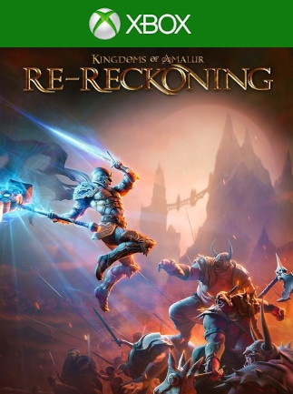 Kingdoms of Amalur: Re-Reckoning   FATE Edition (Xbox One ...