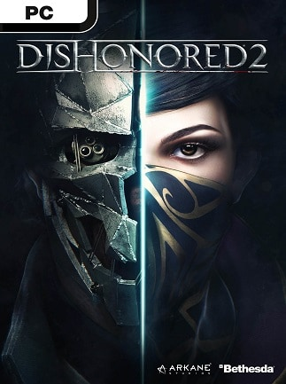 Dishonored 2 Steam Key GLOBAL - caja