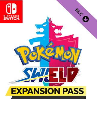 Pokémon Sword & Shield Expansion Pass (DLC) - Nintendo Switch - Key EUROPE