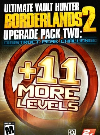 Borderlands 2 - Ultimate Vault Hunter Upgrade Pack 2 Key Steam GLOBAL - caja