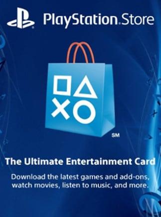 playstation network kaart PlayStation Network   Buy 100 USD PSN Gift Card (US)