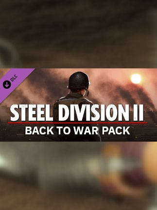 Steel Division 2 - Back To War Pack Steam Gift GLOBAL