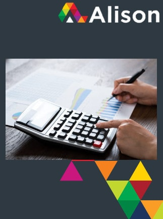 Accounting - Measuring and Reporting Inventory Alison Course GLOBAL - Digital Certificate - box