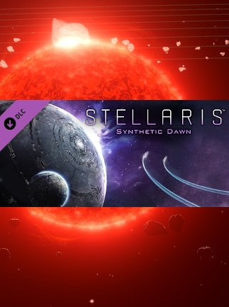 Stellaris: Synthetic Dawn Story Pack PC Steam Key GLOBAL