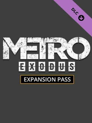Metro Exodus Expansion Pass - Steam Gift - NORTH AMERICA