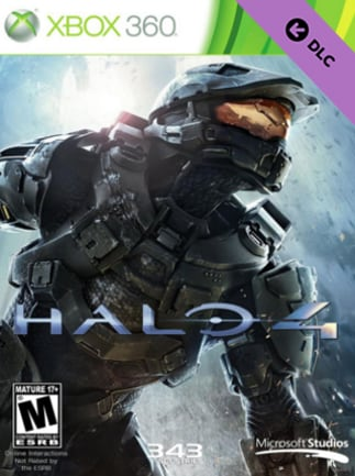 Halo 4 - Emblems + Helmets + Armor and Weapon Skins Pack