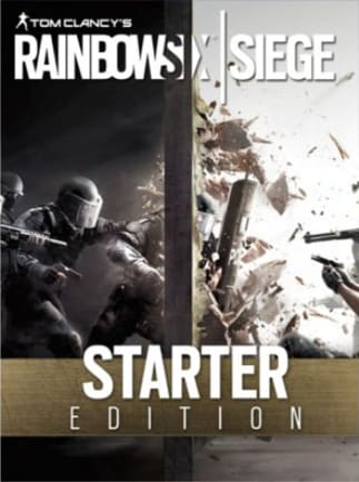 Tom Clancy's Rainbow Six Siege: Starter Edition (PC) - Buy Steam Game Gift