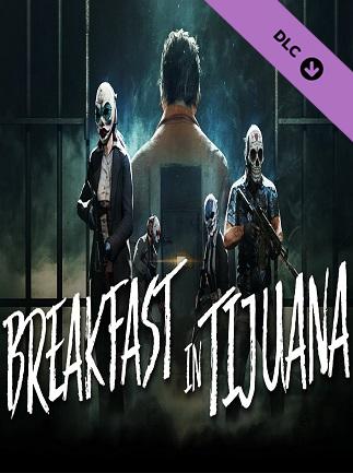 PAYDAY 2: Breakfast in Tijuana Heist (PC) - Steam Gift - EUROPE