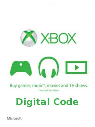 XBOX Live Gift Card NORTH AMERICA 40 USD Key - okładka