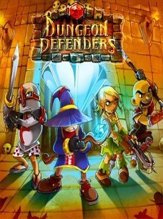 Dungeon Defenders - Halloween Mission Pack Steam Key GLOBAL