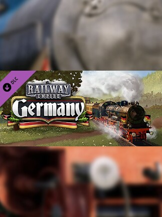 Railway Empire - Germany Steam Key GLOBAL
