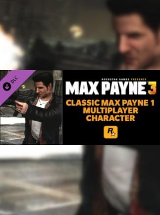 Max Payne 3: Classic Max Payne Character (PC) - Steam Key - GLOBAL