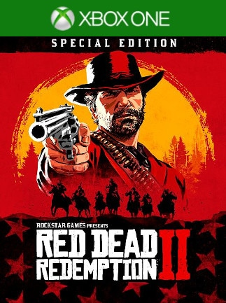 Red Dead Redemption 2 | Special Edition (Xbox One) - Xbox Live Key - ARGENTINA
