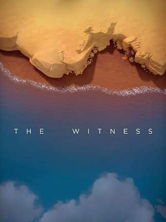 The witness steam key global g2a the witness steam key global fandeluxe Images