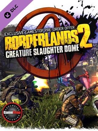 Borderlands 2 Creature Slaughterdome Steam Key GLOBAL