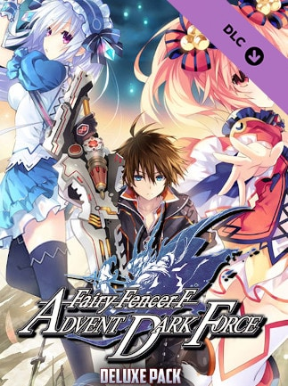 Fairy Fencer F ADF Deluxe Pack (PC) - Steam Key - GLOBAL